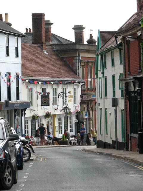 Church Street, Framlingham