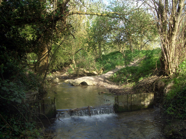 Ewelme Brook - Post Industrial