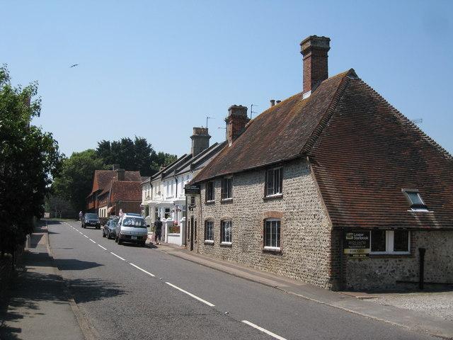 The Farmhouse, High Street