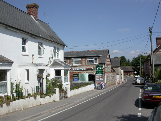 Sixpenny Handley, village store