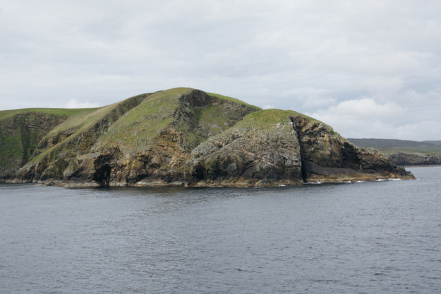 Stack of the Horse and Horse of Burravoe
