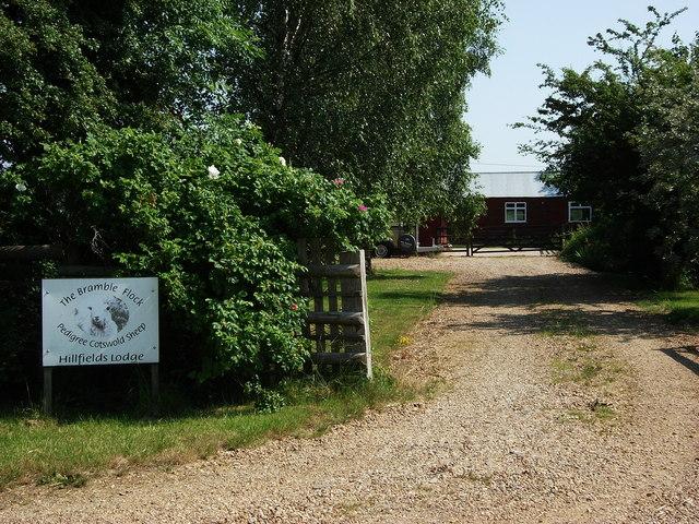 Hillfields Lodge