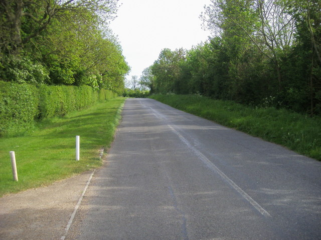 Nearing the A421