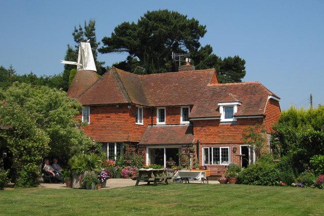 Oast House at Freezeland Farm, Freezeland Lane, Bexhill, East Sussex