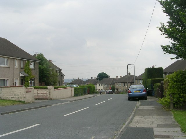 Downside Crescent - Hill Top Lane