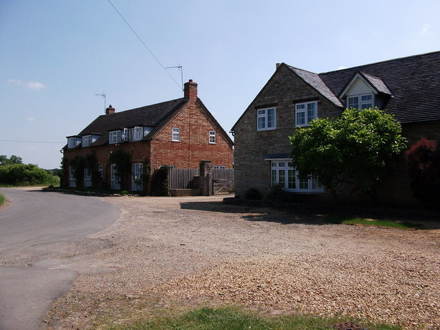 Cottages adjacent to Red House
