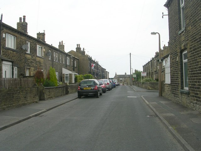 North Parade - Allerton Road