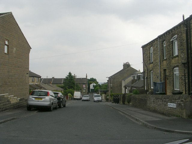 North View - North Parade