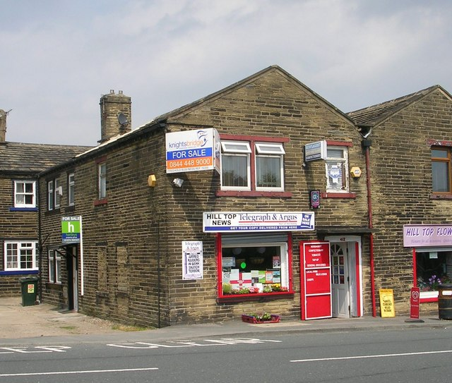 Hill Top News - Allerton Road