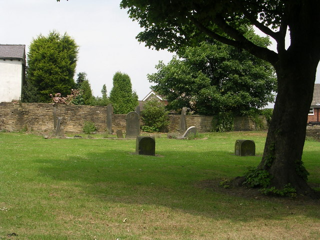 Old Burial Ground - Allerton Road