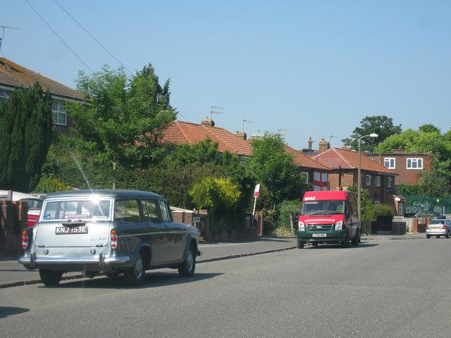 Humber on Buxton Drive