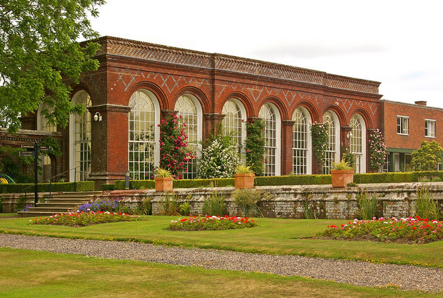 The Orangery, Ashburnham Place
