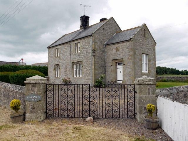 Farmhouse, Blinkbonny