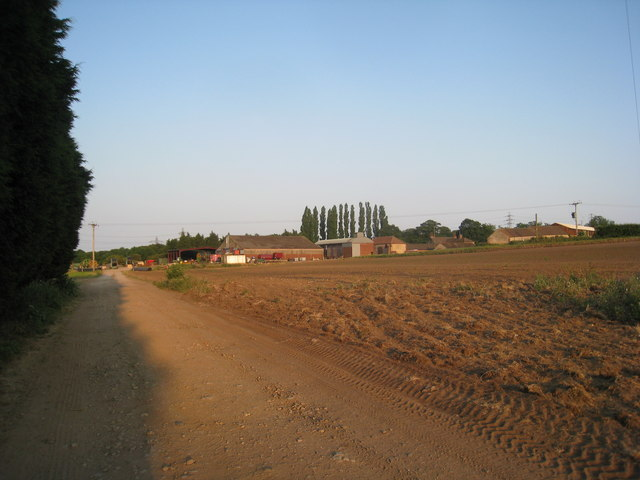 Low Santon Farm