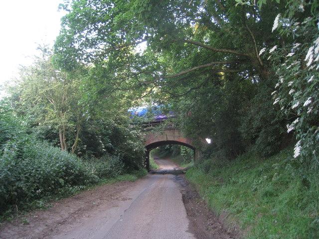 Railway Bridge, Low Santon