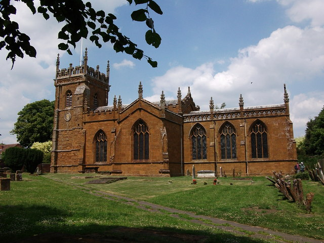 St.Peter's Church, Kineton
