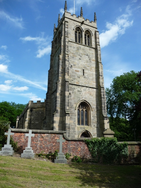 Church at Greasley