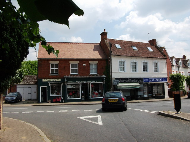 Junction of Southam Street and Warwick Road, Kineton