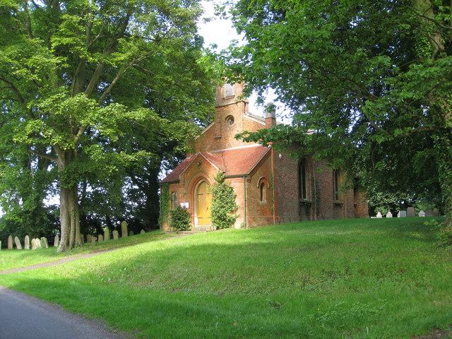 Ulceby - All Saints' Church