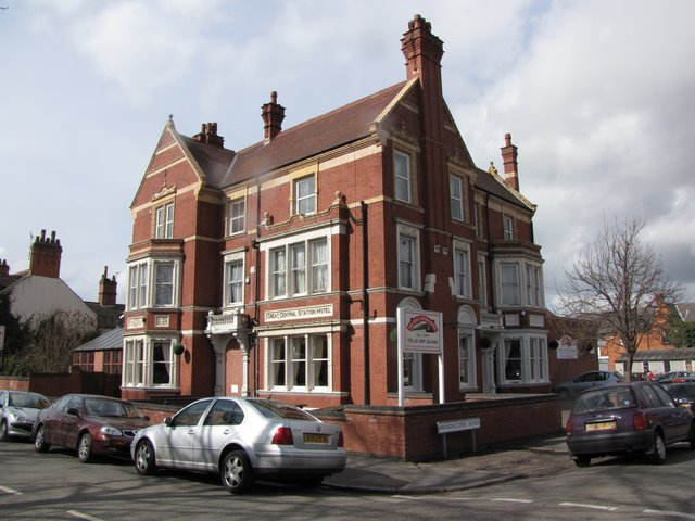 The Great Central Railway Hotel