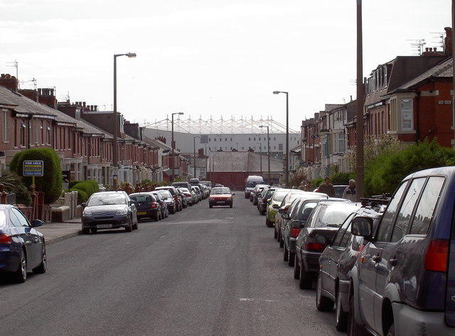 Westmoreland Avenue, Blackpool