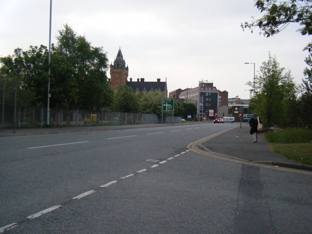 Devonshire St South at Coverdale Crescent