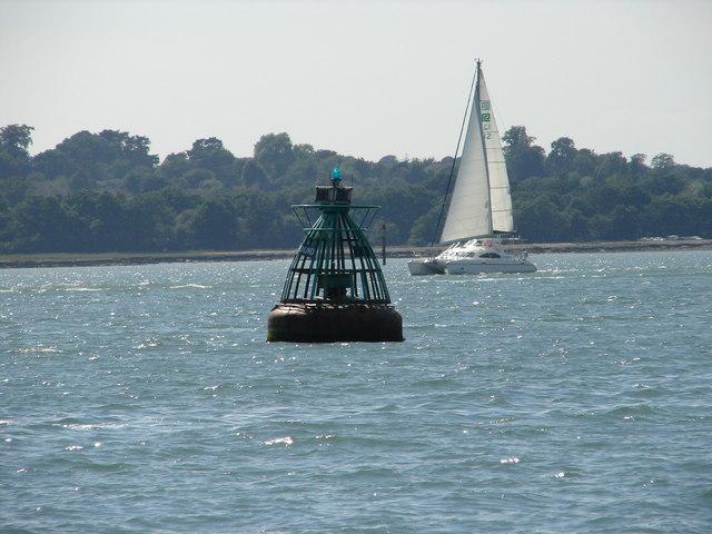 Hound Starboard Channel Buoy