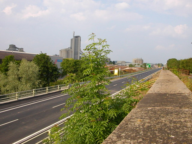 New Bilton-Western Relief Road