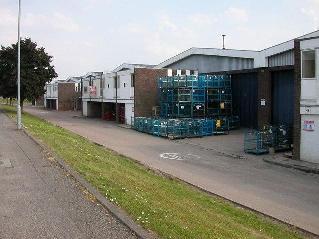 Somers Road Industrial Estate