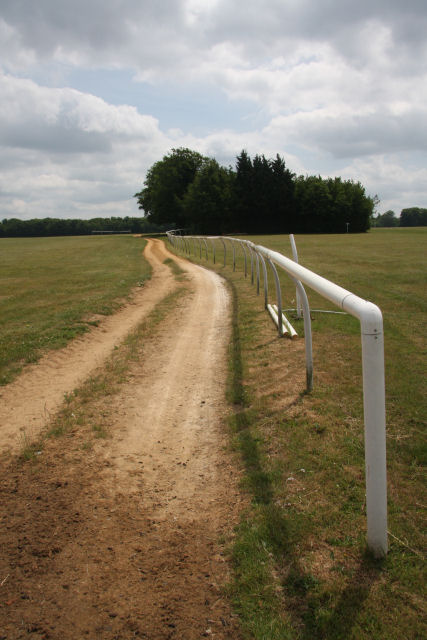 Exercise track at Waterhall