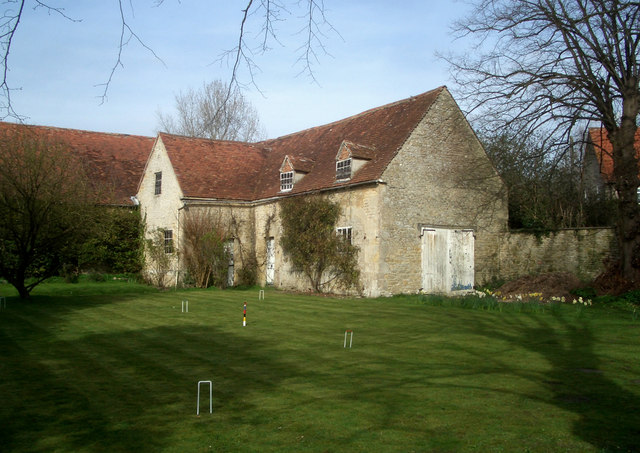 Croquet Lawn, Great Milton
