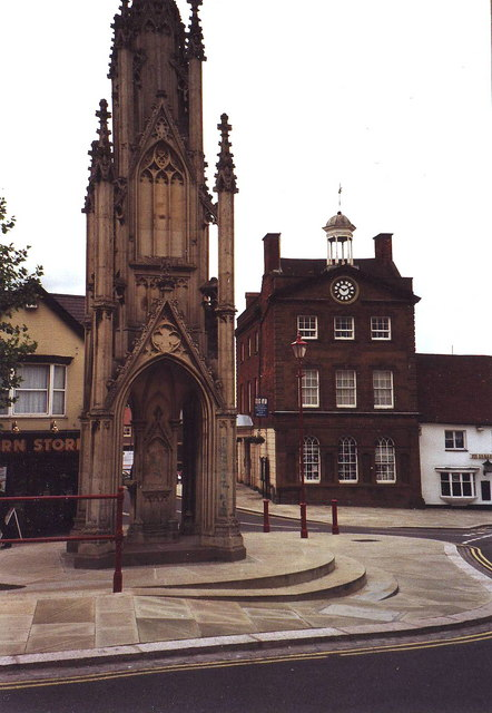 Burton Memorial and Clock Tower, Daventry