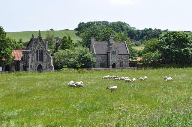 The Slipper Chapel - Walsingham