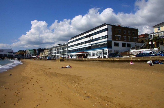 Seafront Hotels In Sandown