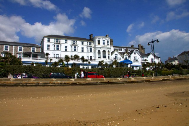 The Ocean Hotel in Sandown