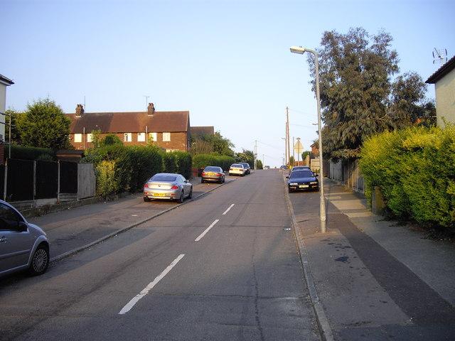 Dilbridge Road West, Colchester