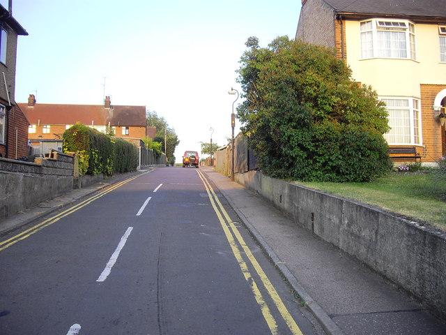 Compton Road, Colchester