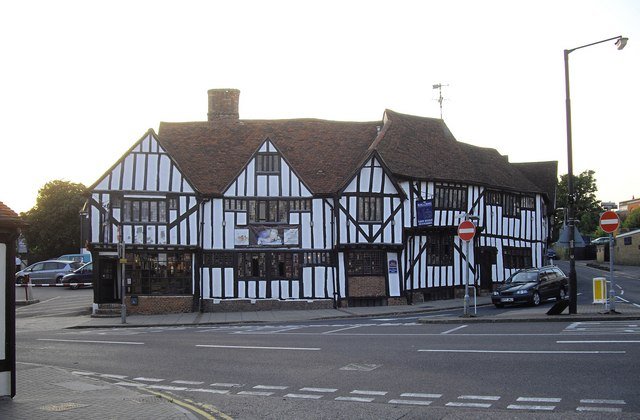 The Rose and Crown Hotel, East Street, Colchester