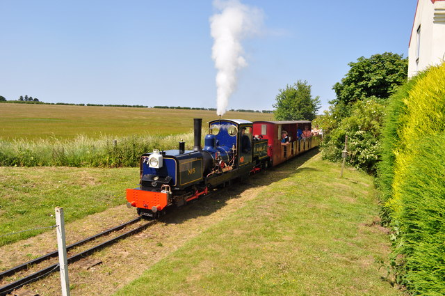 Wells and Walsingham Light Railway