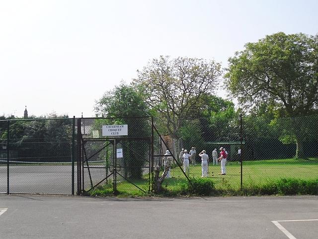 Caversham Croquet Club