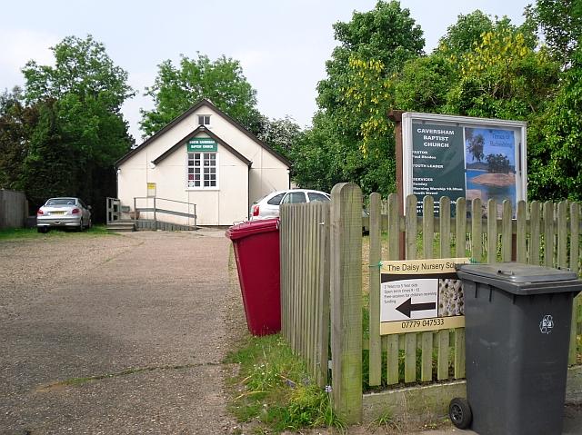 North Caversham Baptist Church