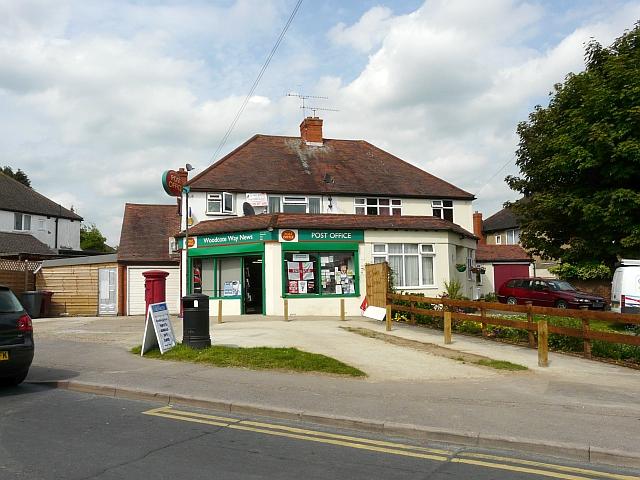 Woodcote Way Post Office