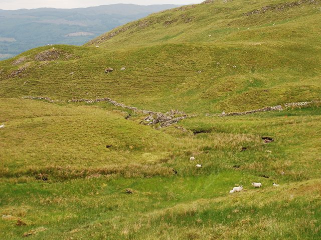 Headwaters of the Allt Mòr