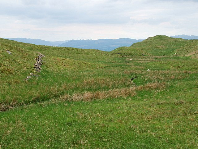 Moorland scene