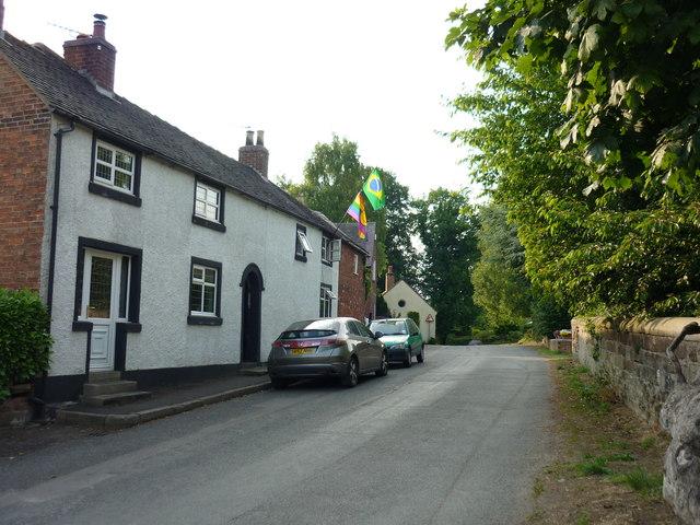 Church Lane, Shirley