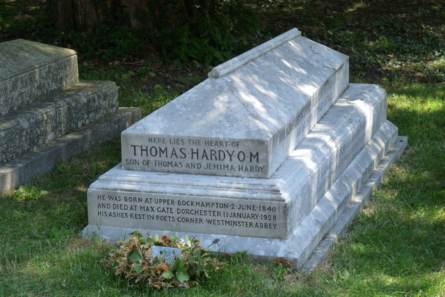 Grave at St.Michael's, Stinsford, Dorset