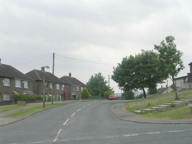Saffron Drive - Allerton Road
