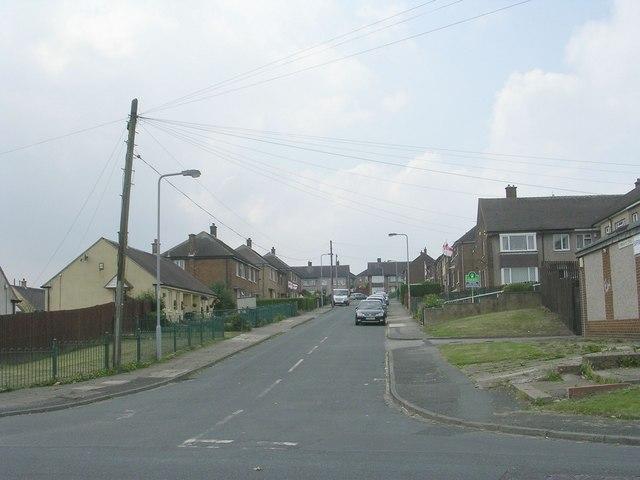 Downside Crescent - Saffron Drive
