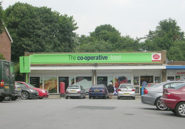 The co-operative food - Allerton Road