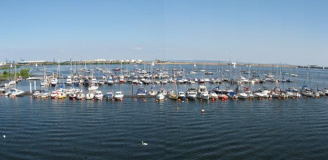 Cardiff Yacht Club, Cardiff Bay